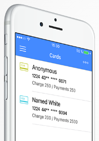 CoinsBank mobile app