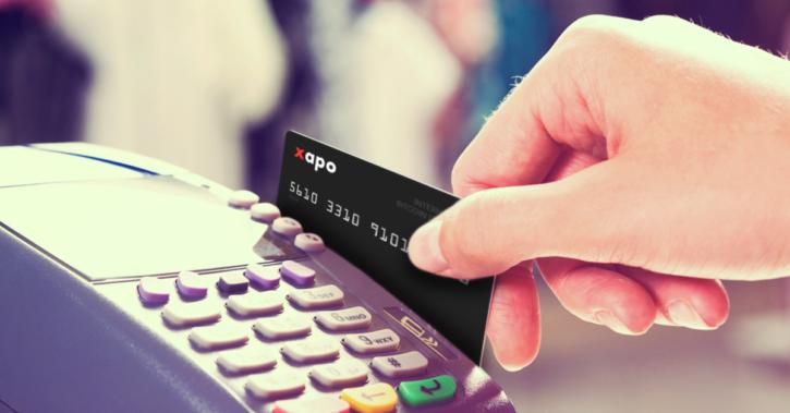 ניתן להשתמש בכרטיס Xapo ביטקוין באופן מקוון ובמסופי קופה