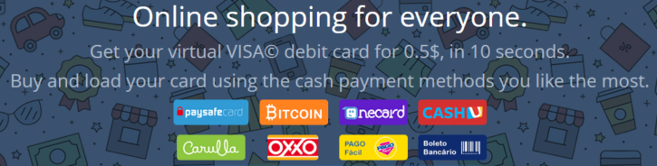 Online shopping for anyone with Coinizy bitcoin debit card