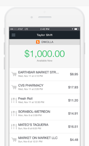 Shift mobile app