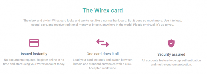 The Wirex Card