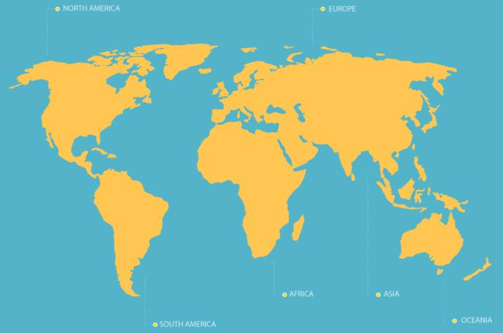 Wagecan global map