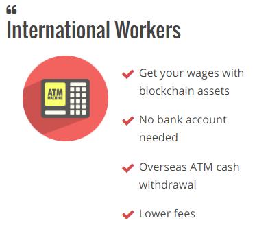 Wagecan international workers