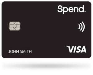 Spend Visa Card