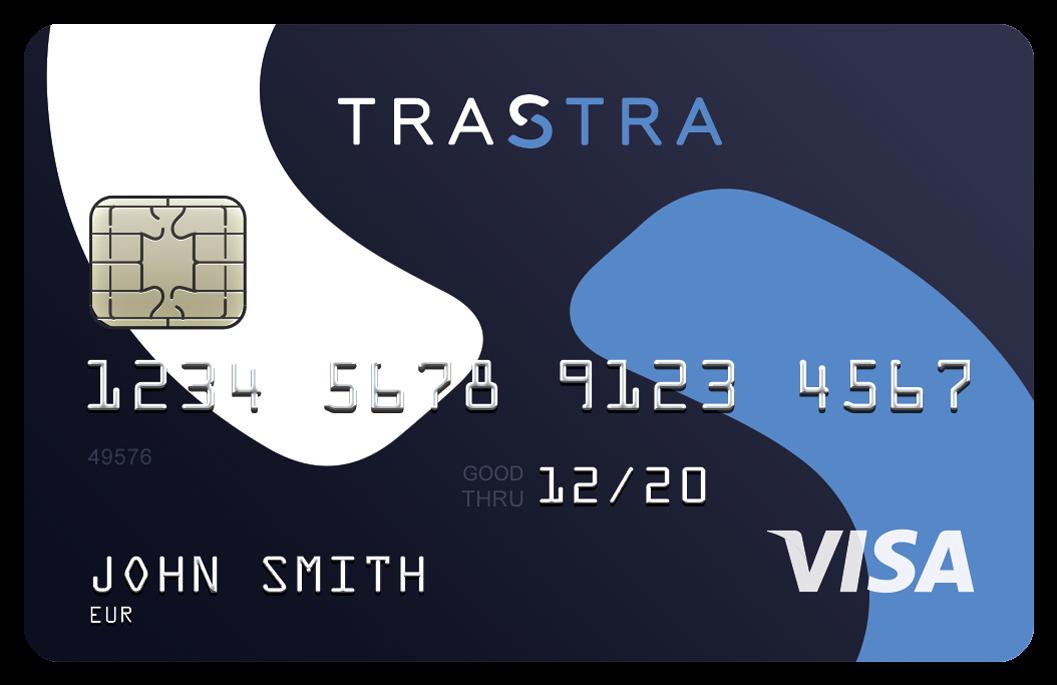 TRASTRA Card