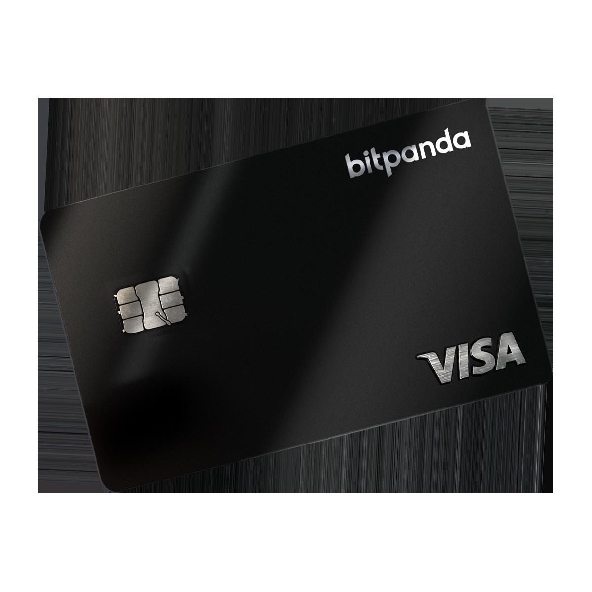 Bitpanda Debitcard